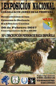Exposición Nacional de Jerez de la Frontera @ Guadalcacin (Jerez de la Frontera)