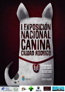 I Exposición Canina Nacional Ciudad Rodrigo (Salamanca) 2017