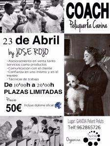 Ponencia Coach Peluquería Canina - Abril 2017 @ Centro Alianz Gandia