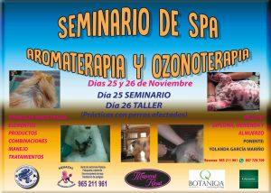 Seminario SPA Canino 2017- Alianz Alicante @ Centro Alianz Alicante