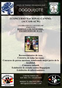 Concurso Canino Esquivias - Toledo 2017 @ Esquivias - Toledo