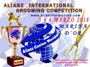 Alianz European Grooming Cup - Marina d´Or 2018 @ Marina d´Or - Castellón - España