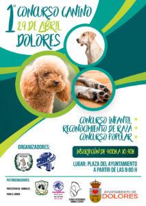 I Concurso Canino Dolores - Alicante 2018