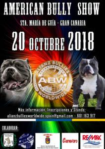 American Bully Show Gran Canaria 2018 @ Sta. María de Guía de Gran Canaria