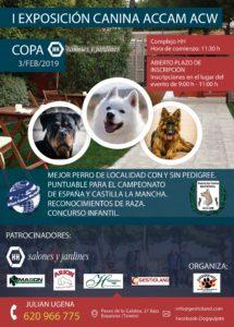 I Exposición Canina Nacional Esquivias 2019 @ Complejo HH Salones y Jardines