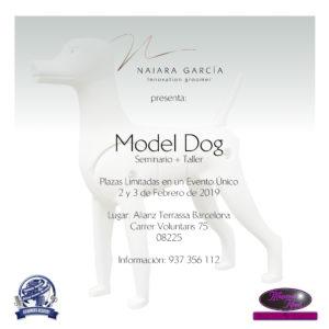 Model Dog Seminario y Taller ACW Terrassa, Barcelona - Febrero 2019 @ Centro de Formación Alianz ACW Terrassa, Barcelona.