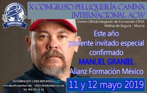 X Congreso Internacional ACW de Peluquería Canina 2019 @ CIFEA